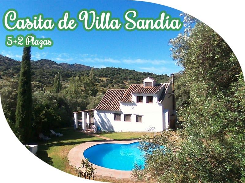 Casita de Villa Sandía